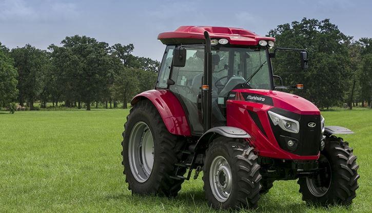 Mahindra 9110 P Tractor Key Features