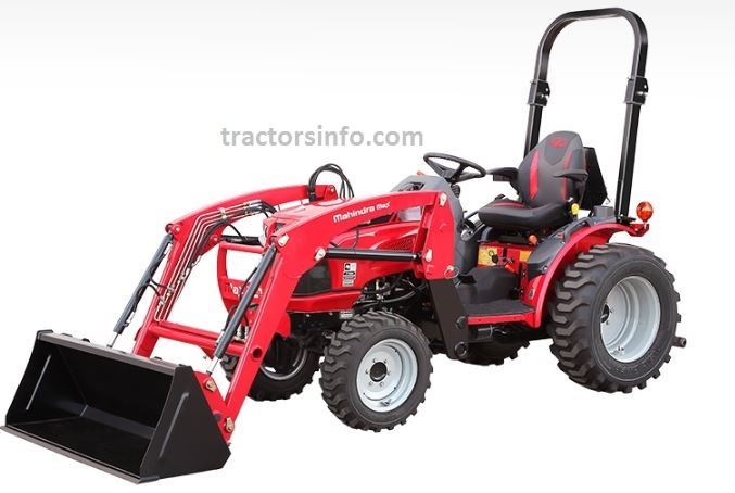 Mahindra Max 26 XLT HST Compact Tractor Price