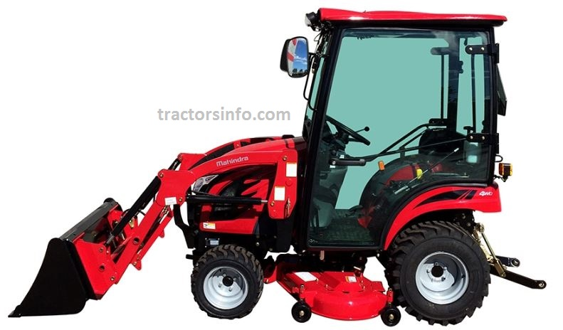 Mahindra eMAX 20S HST CAB for sale price review specs