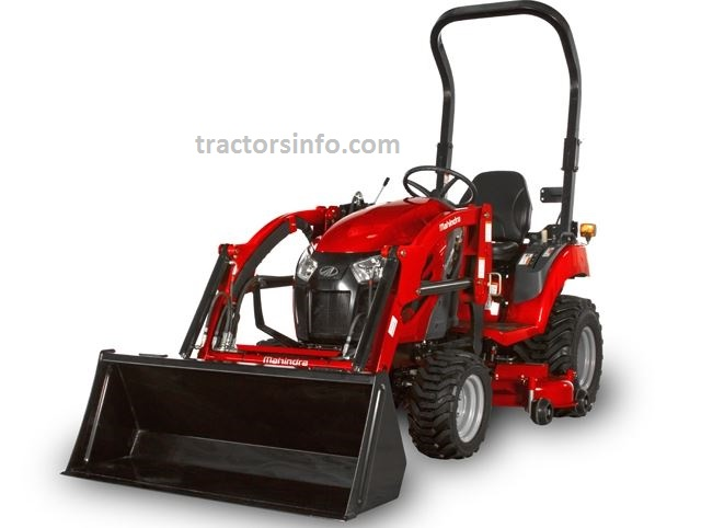 Mahindra eMAX 20S HST Sub Compact Tractor For Sale Price, Specs, Review, Overview