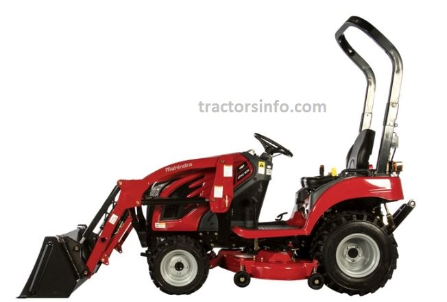 Mahindra eMAX 20S HST for sale price