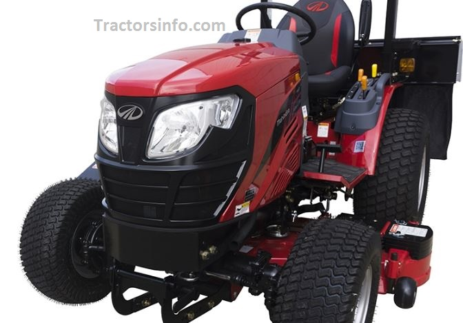 Mahindra eMAX 22L HST for sale price