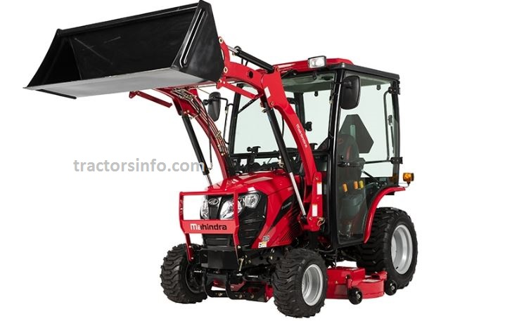 Mahindra eMAX 25L HST CAB For Sale Price