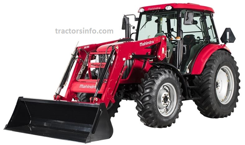 Mahindra m105XL-P Tractor Price List in The USA