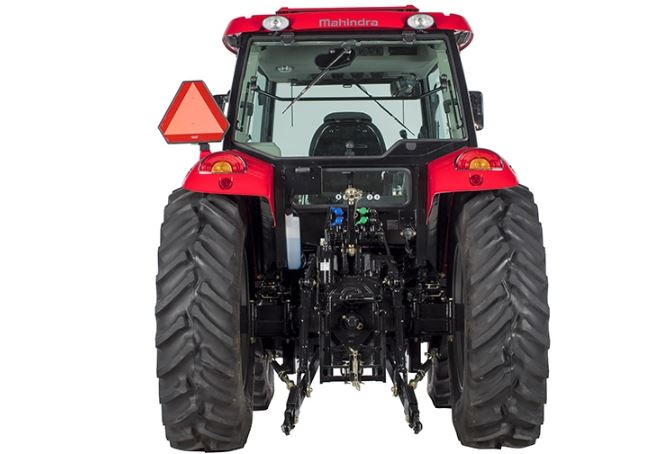 Mahindra m105XL-P Tractor Specifications