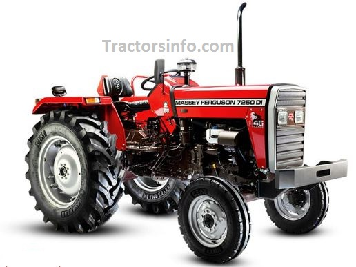Massey Ferguson 7250 DI Tractor Specifications & Price in India