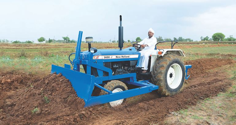 New Holland 3600-2 TX Tractor Price in India