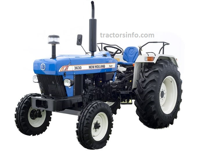 New Holland 3630 TX Super Tractor Price in India, Specs, Review, Overview