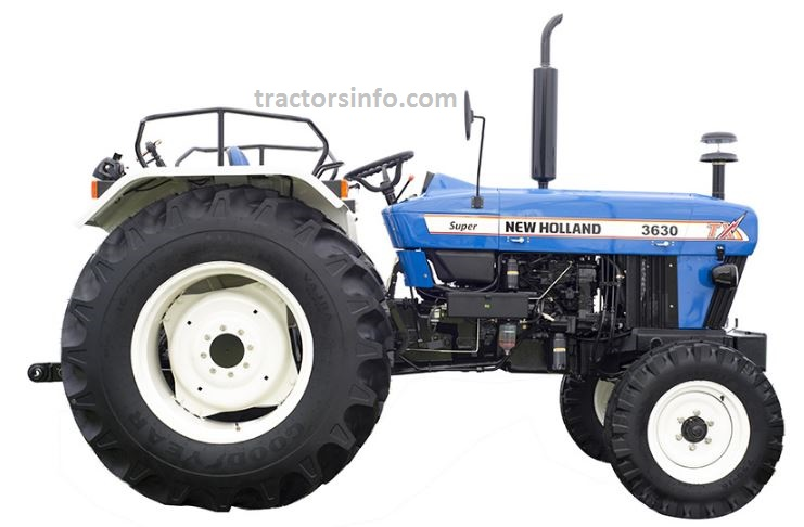 New Holland 3630 TX Super Tractor Price in India