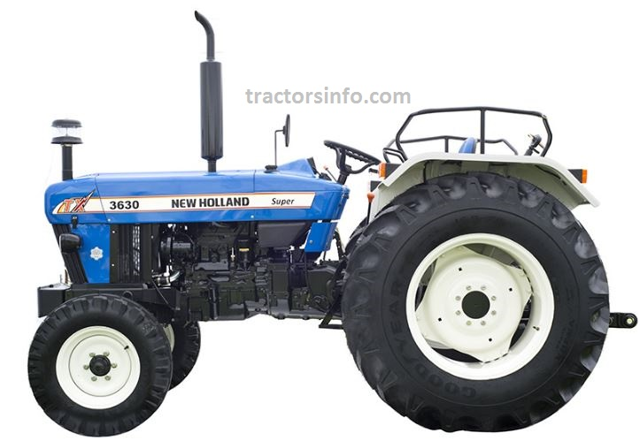 New Holland 3630 TX Super Tractor specifications