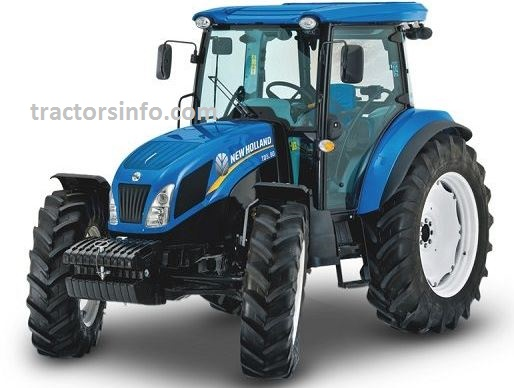 New Holland TD5.90 Tractor Price Specs Key Features and Images