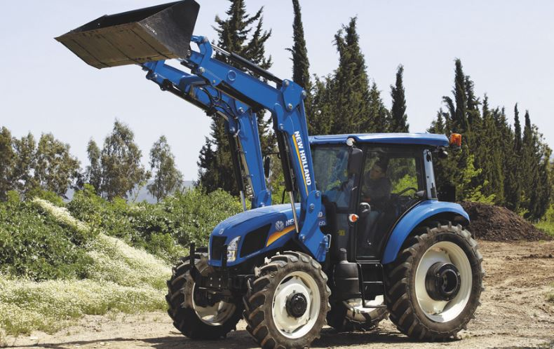 New Holland TD5.90 Tractor Price in India