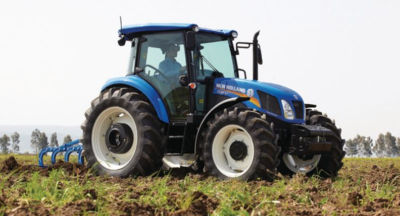 New Holland TD5.90 Tractor Specifications