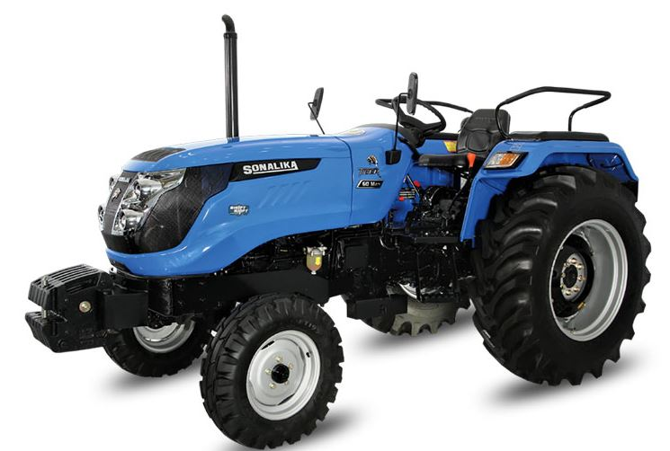 New launch Sonalika 60 Max Tiger Price in India Specs & Features