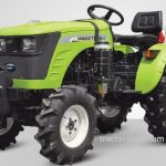 Latest PREET 2549 – 4WD 25 HP Mini Tractor Complete Information