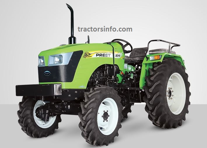 Preet 3049 Tractor Price in India, Specs, Review, Overview