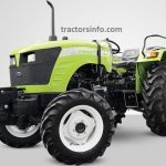 Latest Preet 4549 CR 4WD Tractor Complete Information