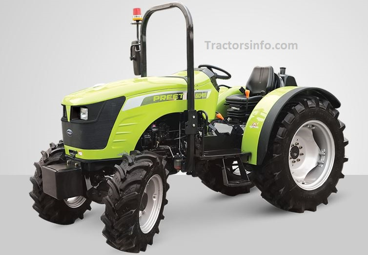 Preet 6049 NT 4WD Tractor Price in India Specification & Features