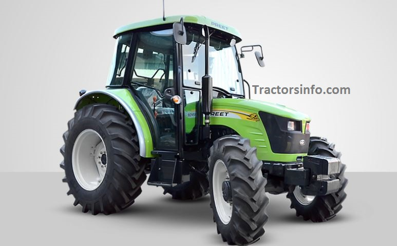 Preet 9049 AC 4WD Tractor Price in India, Specifications