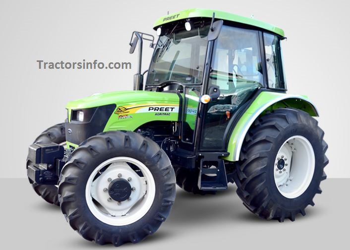 Preet 9049 AC 4WD Tractor Price in India, Specs, Review, Overview