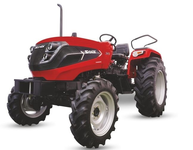 SOLIS 5015 E Tractor Price in India Specs Review & Features