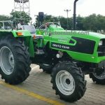 New Launch Same Deutz Fahr Agromaxx 4045E Tractor Price Specs & Features