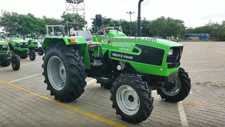 Same Deutz Fahr Agromaxx 4045E price in India Specs