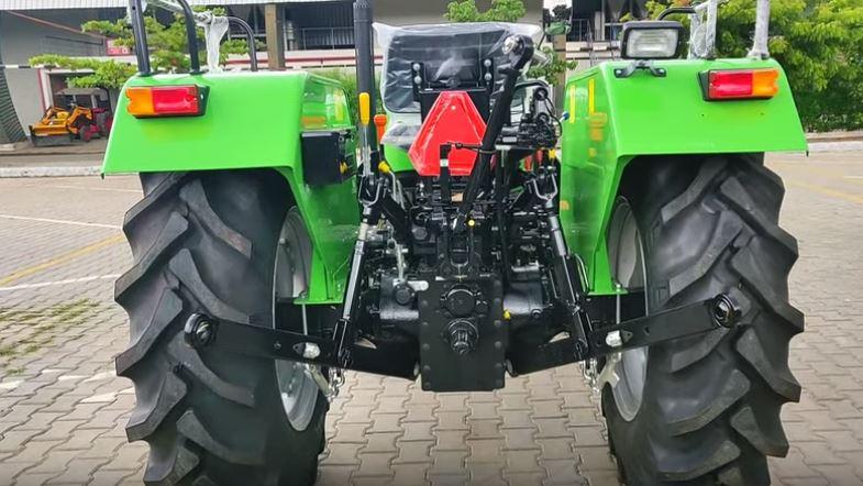 Same Deutz Fahr Agromaxx 4045E specifications