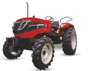 Solis 4515 E Tractor Price in India, Specs, Overview