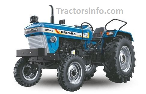 Sonalika MM Plus 45 Di Tractor Price in India, Specs, Review, Overview