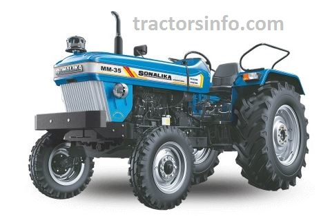 Sonalika Mileage Master 35 Di Tractor Price in India Specs Features & Images