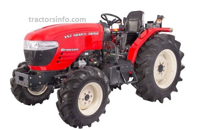 VST Shakti 5025 R Branson Tractor Price in India
