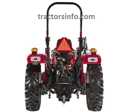 Yanmar SOLIS 50 2WD Utility Tractor Specifications