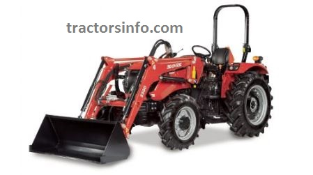 Yanmar SOLIS 50 4WD Utility Tractor For Sale Price USA Specs Key Features