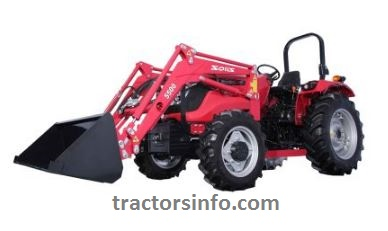 Yanmar SOLIS 50 4WD Utility Tractor Specifications