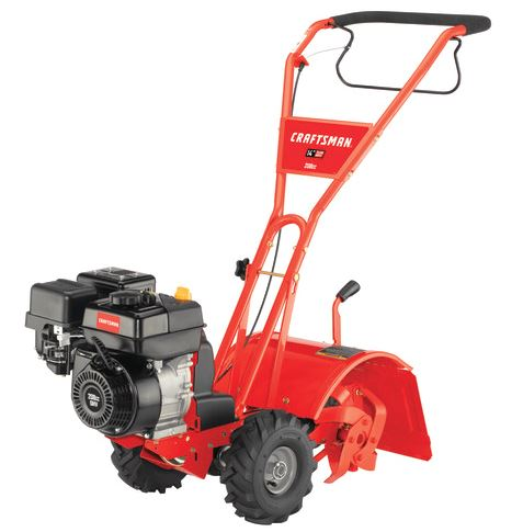 Craftsman 14-IN. 208CC Rear Tine Tiller Price