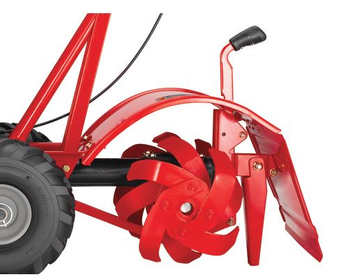 Craftsman 14-IN. 208CC Rear Tine Tiller specs