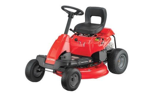 Craftsman R110 30-IN. 10.5 HP Gear Drive Mini Riding Mower with Mulching Kit Price
