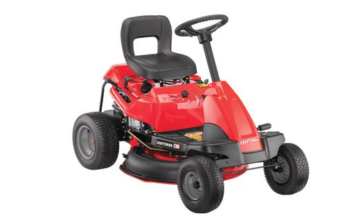 Craftsman R110 30-IN. 10.5 HP Gear Drive Mini Riding Mower with Mulching Kit for sale