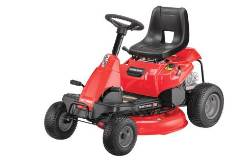 Craftsman R140 Hydrostatic Riding Mini Riding Mower For Sale