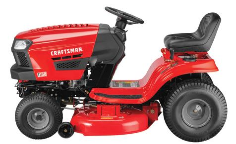 Craftsman T150 Hydrostatic Riding Mower Price