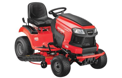 Craftsman T210 Hydrostatic Riding Mower specs