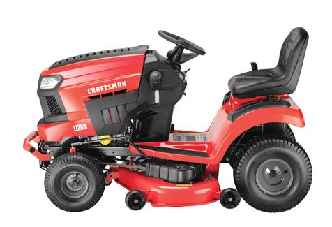 Craftsman T260 50-IN. 23.0 HP Hydrostatic Riding Mower specs