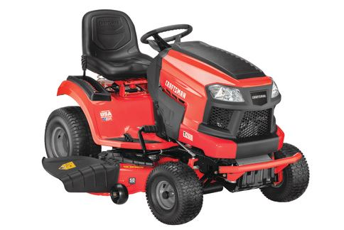 Craftsman T260 Hydrostatic Riding Mower price