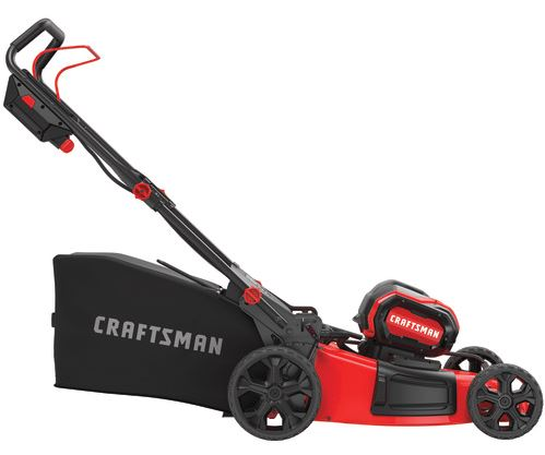 Craftsman V60 CORDLESS 21-IN. 3-IN-1 Lawn Mower KIT for sale