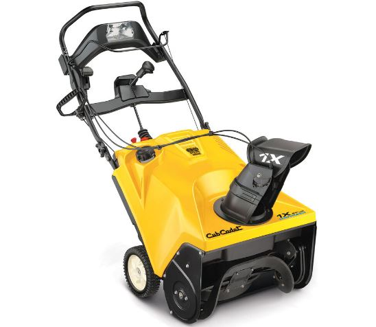 Cub Cadet 1X 21 LHP Single Stage Snow Blower For Sale