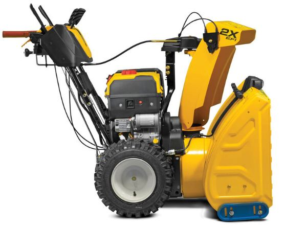 Cub Cadet 2X 30 EFI Two Stage Snow Blower with IntelliPower for sale