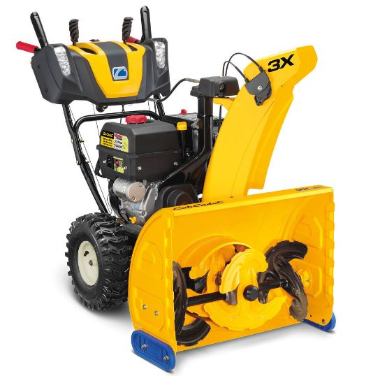 Cub Cadet 3X 26 Snow Blower For Sale