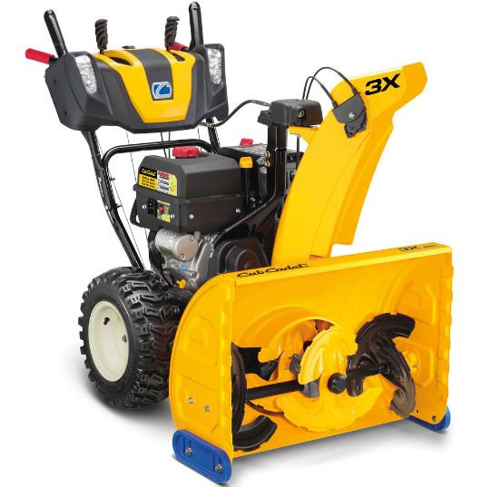 Cub Cadet 3X 28 in Snow Blower Price
