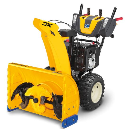 Cub Cadet 3X 28 in Snow Blower specs